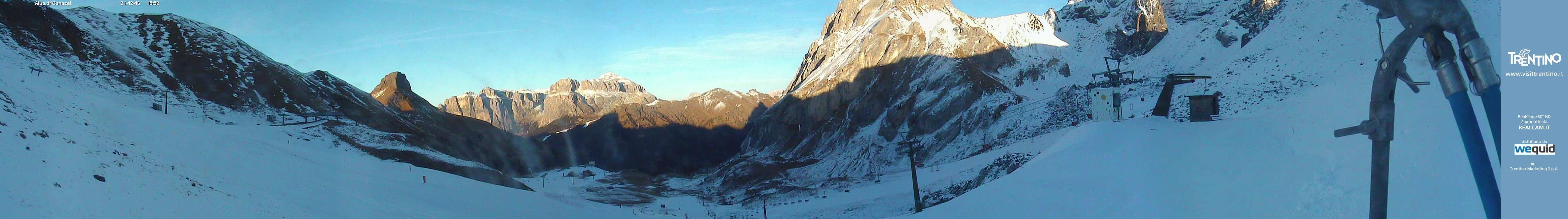 Webcam <br><span> alba di canazei ciampac</span>
